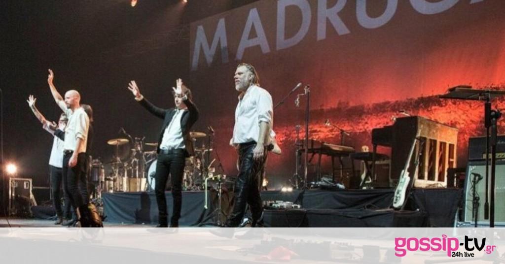 Βρεθήκαμε στη συναυλία των Madrugada: Όλα όσα έγιναν