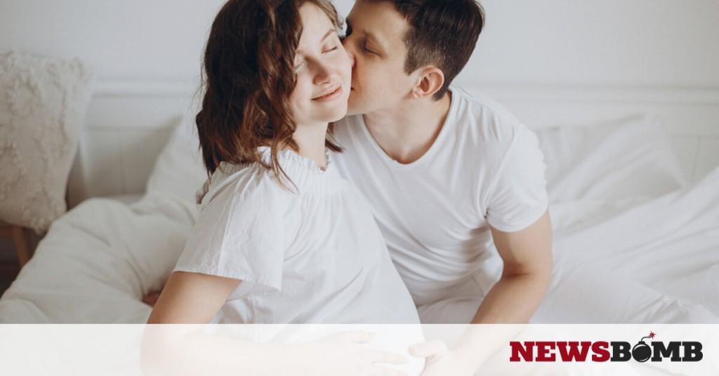 Καλύτερες στάσεις του σεξ για εγκυμονούσες: Όχι ο σύζυγός σας δεν θα ακουμπήσει το μωρό!