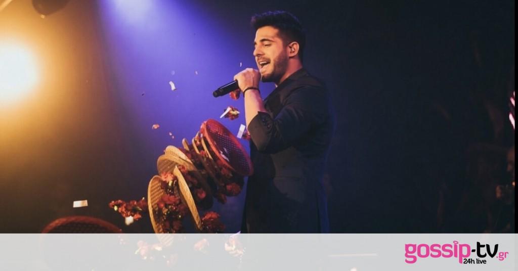 Η Θεοδωρίδου στο closing party του Λιβάνη (photos)