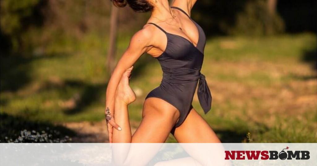 Ελληνίδα τραγουδίστρια αναστατώνει με καυτό μαγιό και την κορμάρα της (pics)