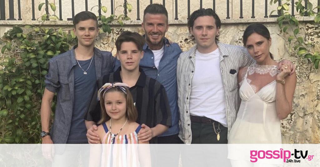 Η οικογένεια Beckham κάνει «διακοπάρες» στο Μαϊάμι (photos)