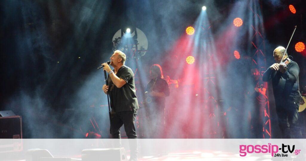 Αντώνης Ρέμος: Sold out οι συναυλίες του σε Αθήνα και Θεσσαλονίκη!